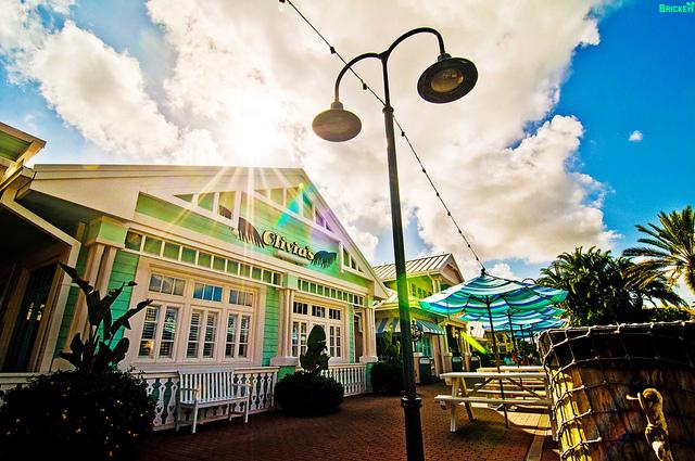 Olivia's Restaurant at Old Key West