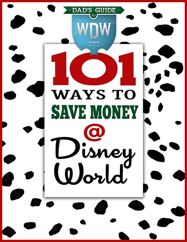 101 Ways to Save Money at WDW