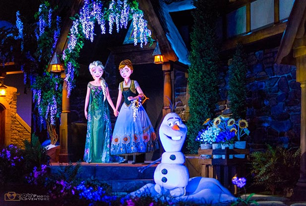 Frozen Ever After is open and one of the big reasons to visit WDW in 2016
