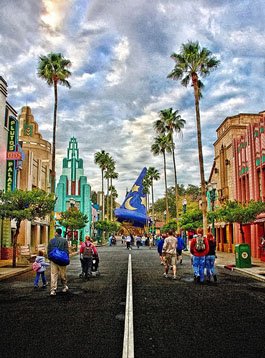 2 parks in one day Disney Hollywood Studios