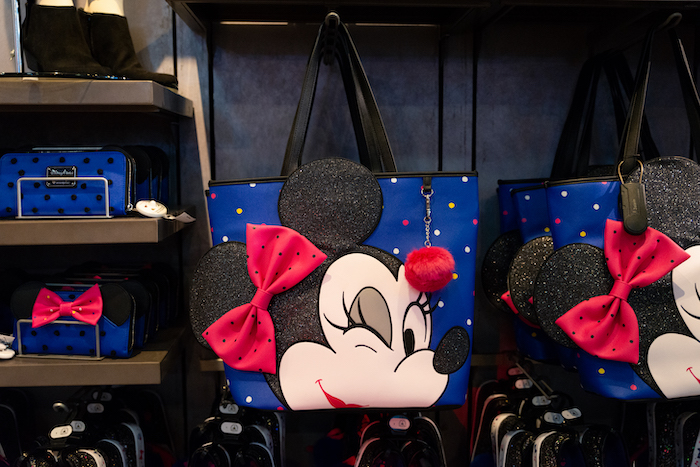 The new Minnie purses are a perfect birthday gift for Disney lovers
