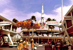 Tomorrowland in the 70's