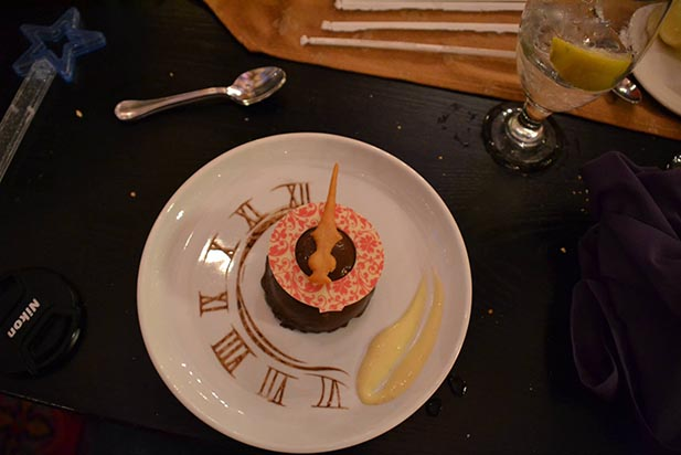 Dessert at Cinderella's Royal Table