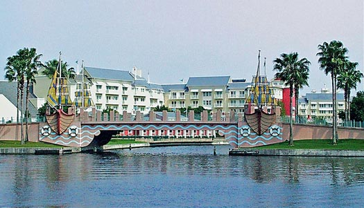 The Disney Boardwalk Villas