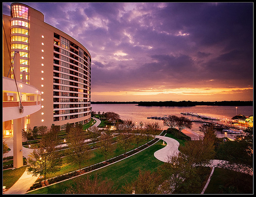 Bay Lake Towers