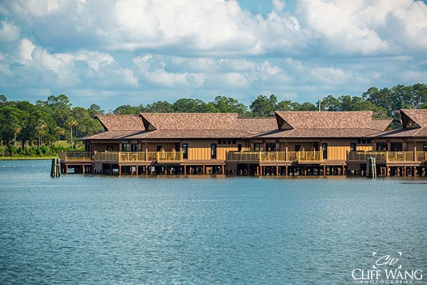 Disney lost hotel rooms at the Polynesian Village Resort when the Bungalows were built