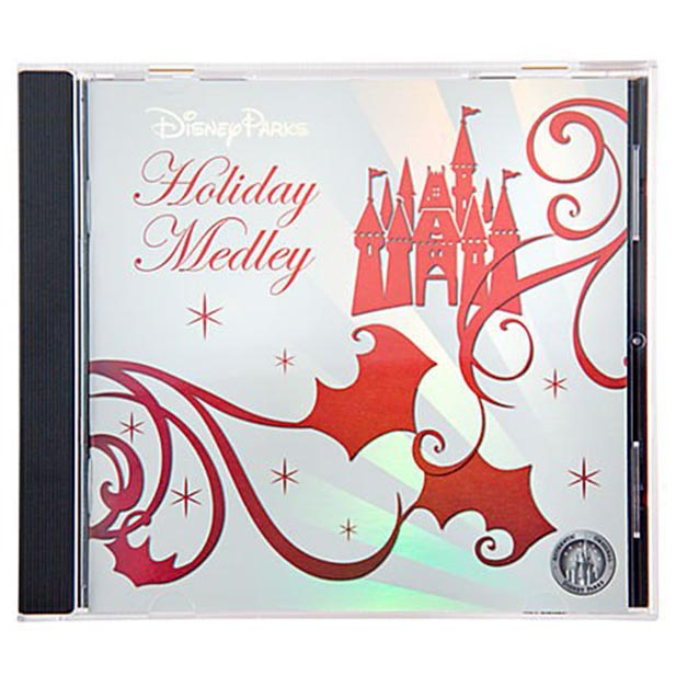 Disney Parks Christmas CD