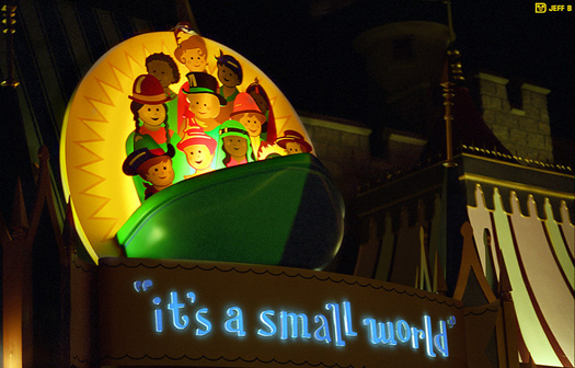 It's a Small World will not be a theme of a Disney Vacation Club Resort