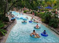Castaway Creek at Typhoon Lagoon one of Disney World Parks