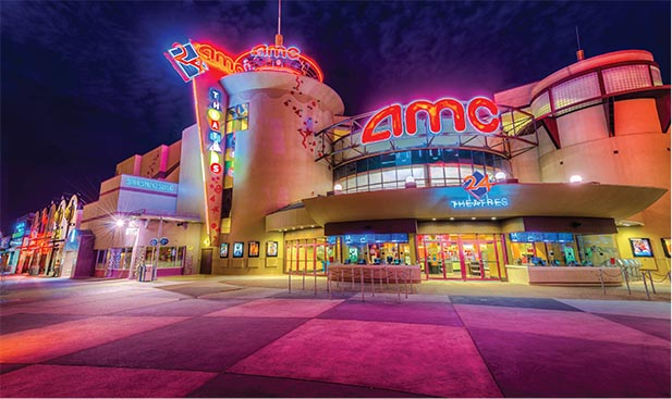AMC at Disney Springs