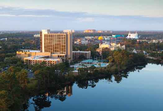 The Wyndham Lake Buena Vista