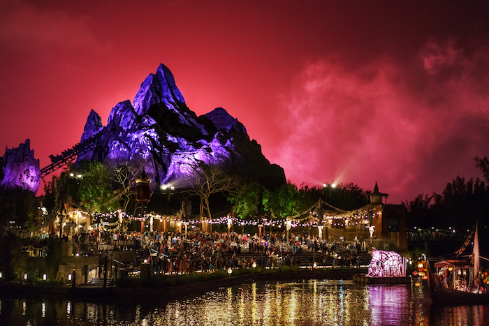 Everest at Night