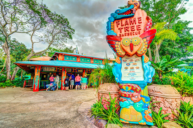 Image result for flame tree bbq