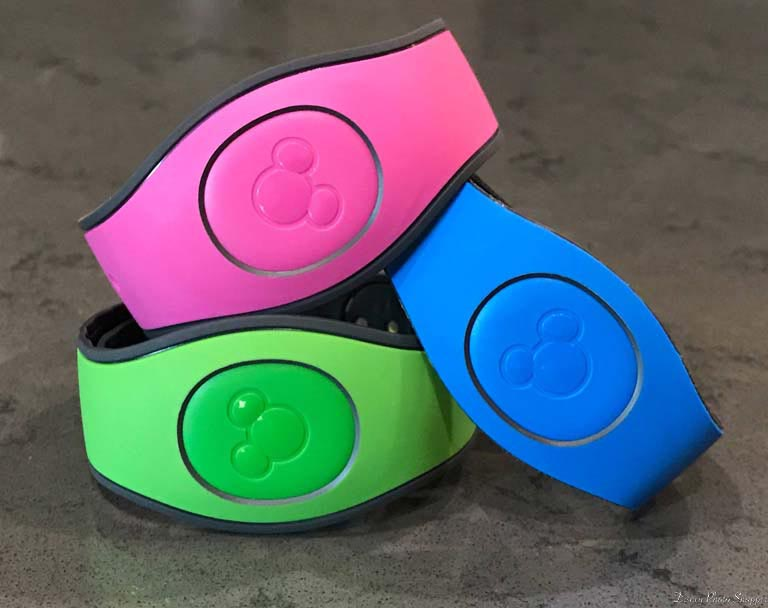 The new MagicBand 2.0