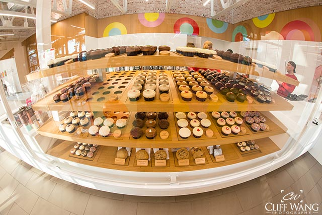 Sprinkles cupcakes are a great snack for Free Dining