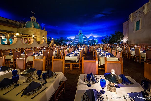 Free Dining might lead to a cool meal at San Angel Inn