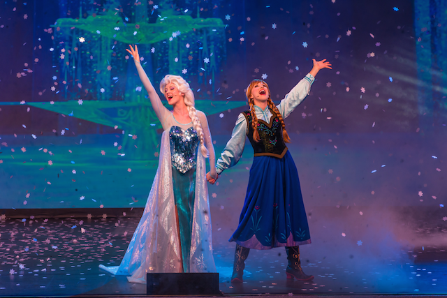 Frozen comes to DCA
