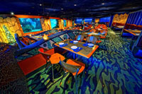 The Coral Reef Restaurant in Future World