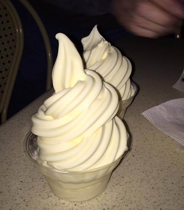The Creamy Dole Whip