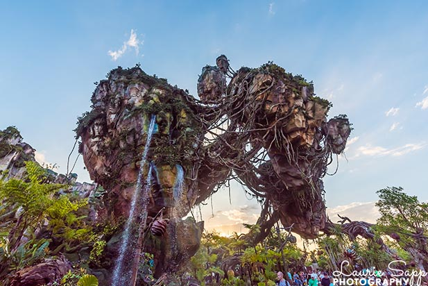 Check out the beauty of Pandora: The World of Avatar
