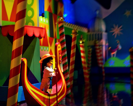 It's a Small World at Disney World is the scariest ride ever