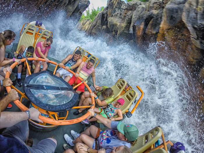 On Kali River Rapids
