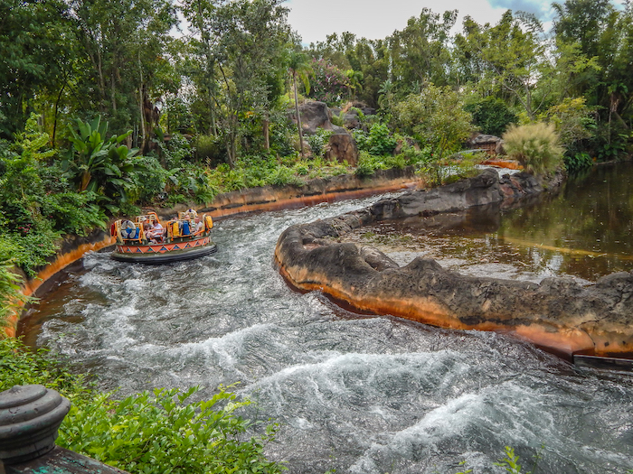 River Rapids Bend
