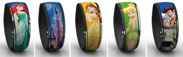 The New Spiffy MagicBands
