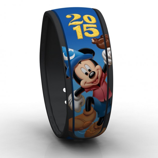 Mickey Mouse 2015 Magic Band