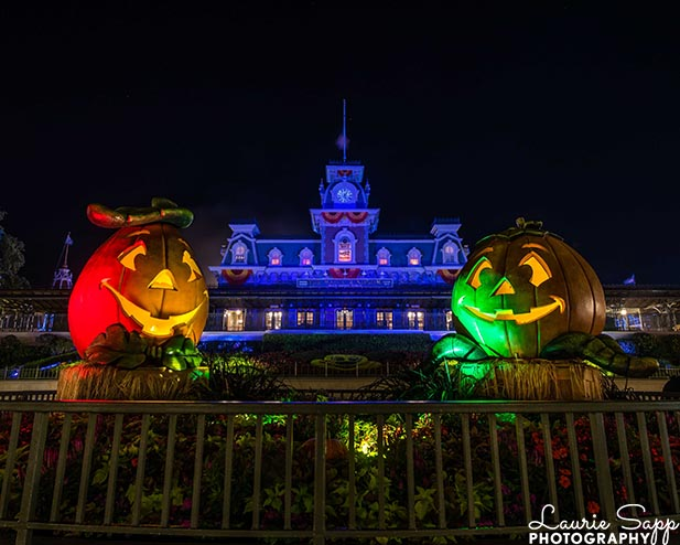 The Spooky Pumpkins welcome you to MNSSHP