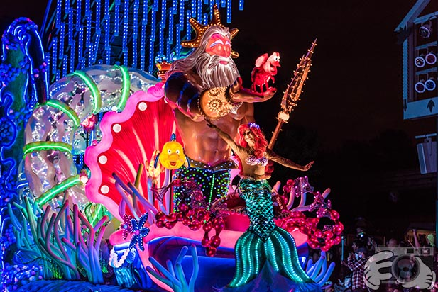 The Paint the Night Parade at Disneyland is a prime candidate for coming to Disneyland
