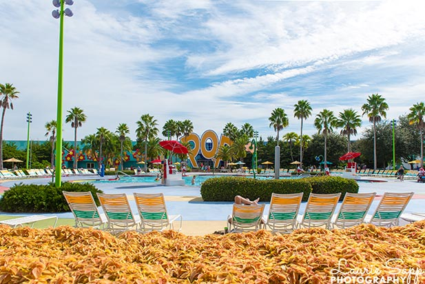 The Pool at the Pop Century is a good reason to stay onsite vs. offsite