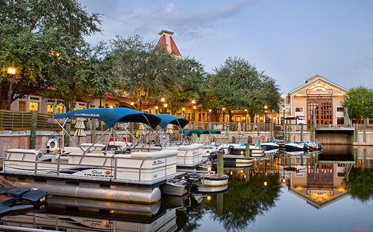 opinion of the Port Orleans Riverside Boatwrights