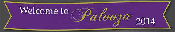 Banner for Palooza 2014