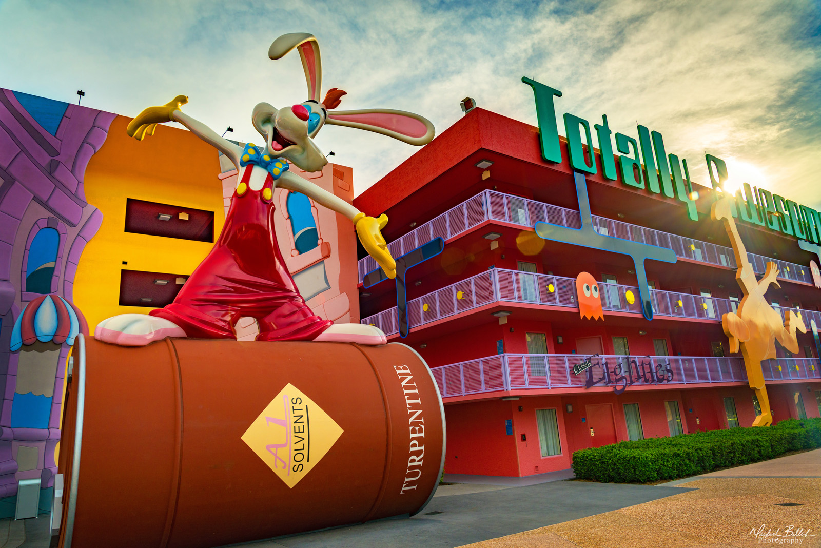 Being a value resort is one of the 5 reasons I love the Pop Century