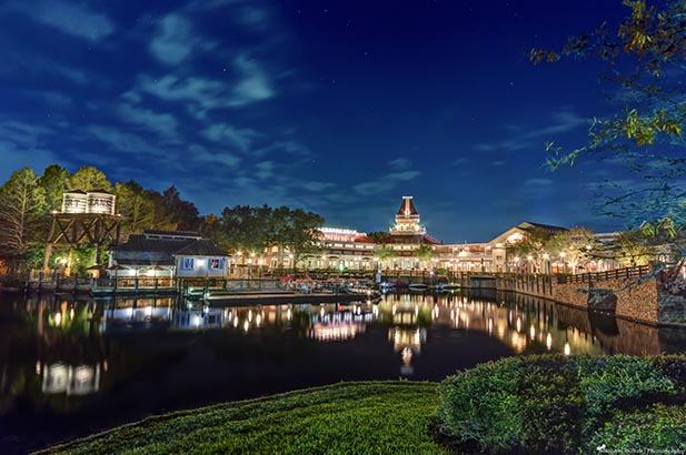 Reflections of the Port Orleans