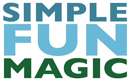 Dad's New Simple Fun Magic book Logo