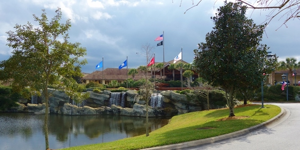 The Shades of Green is the Disney World Military Resort