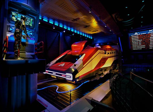 The new Star Tours ride won't disappoint on a surprise trip to Walt Disney World