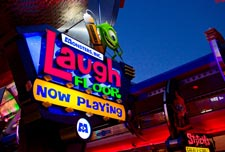 Monsters, Inc. Laugh Floor at Tomorrowland