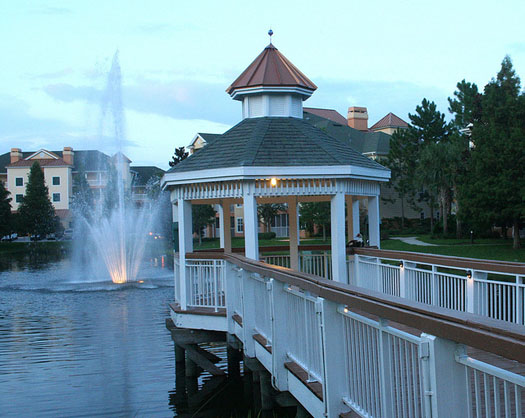Vistana Orlando is an off-site resort