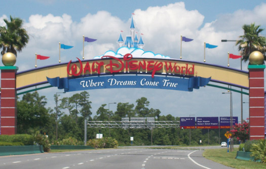 Walt Disney World is the place where dreams come true