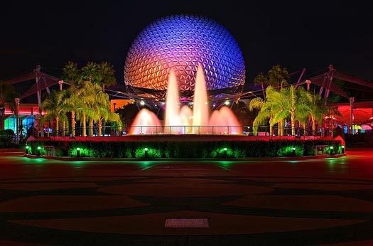 The best website for information for Epcot