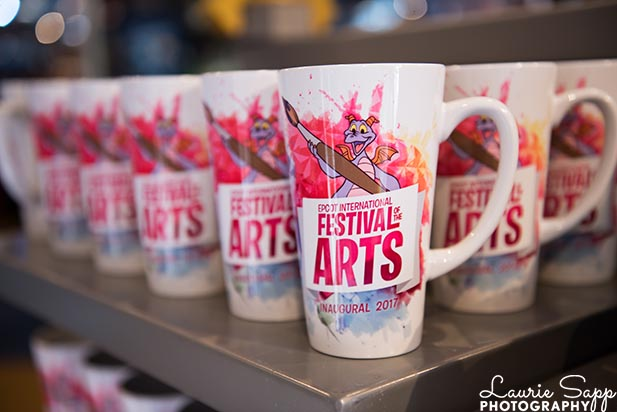 Mugs from the Festival of the Arts