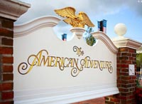 The American Adventure is the centerpiece of the EPCOT World Showcase