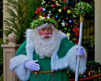 Holidays Around the World is the World Showcase's best event
