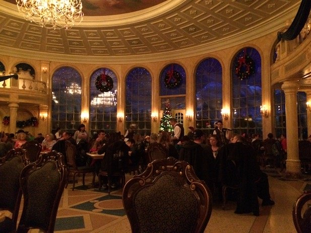 ballroom at Be Our Guest