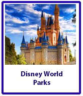 Disney World Parks page