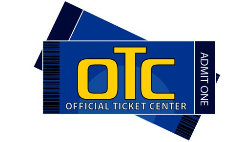 The Official Ticket Center logo