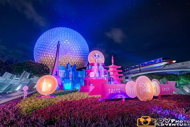 Maybe you want to go to the Epcot Food and Wine Festival as you plan a Disney vacation